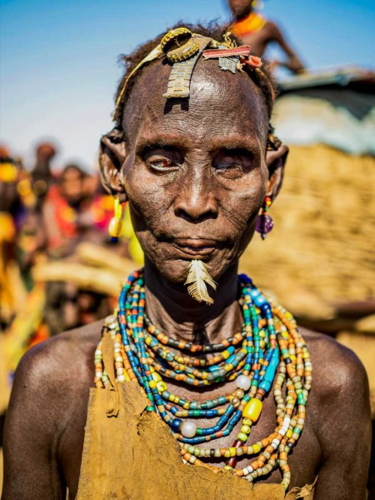 The Beauty Of Tribal Women In Ethiopia Documented by Omar Reda 7 768x1024 The Beauty Of Tribal Women In Ethiopia Documented by Omar Reda