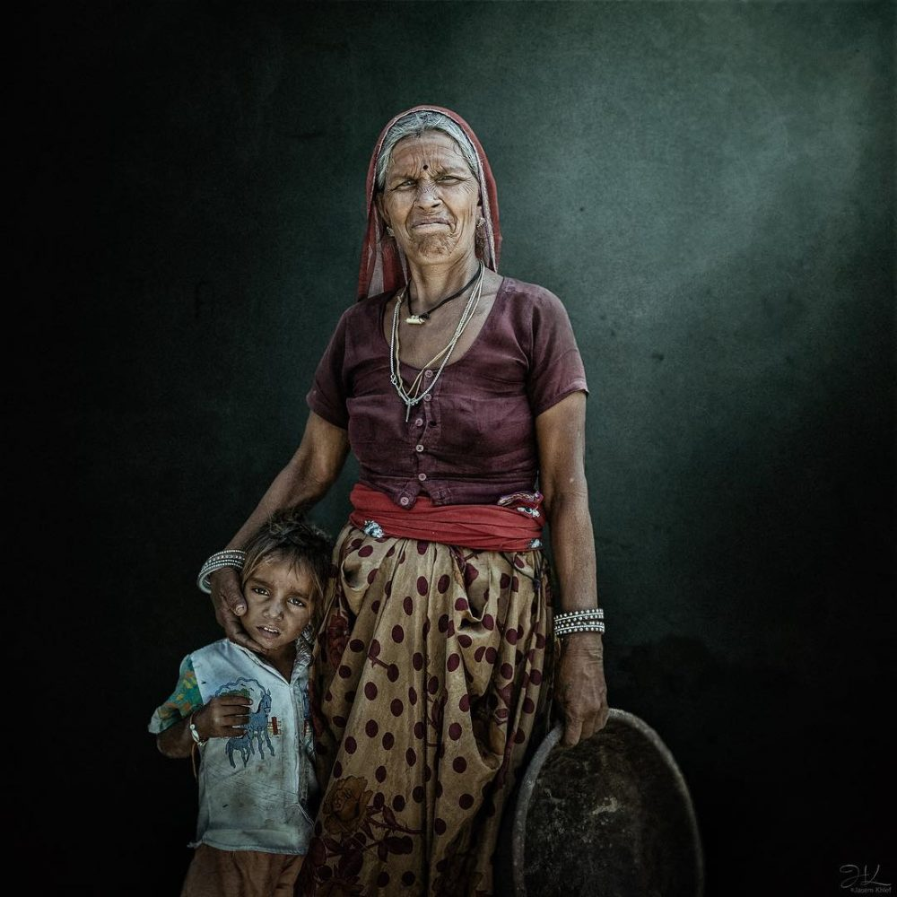 Wonderful and Emotional Portrait Photography by Jasem Khlef Gorgeous and Emotional Portrait Photography by Jasem Khlef