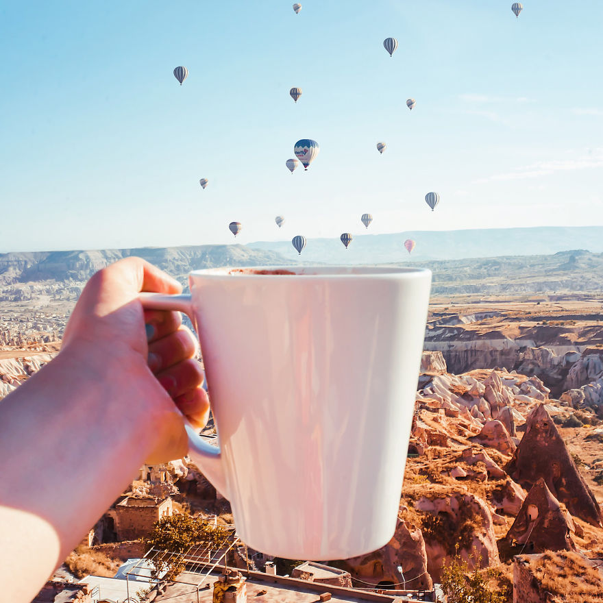 10 Incredible Photos Of Cappadocia Turkey 1 When Reality Looks Better Than Photoshop: 10+ Incredible Photos Of Cappadocia, Turkey