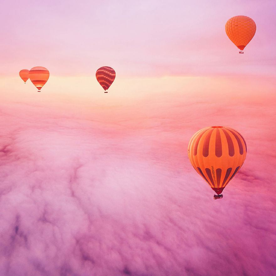 10 Incredible Photos Of Cappadocia Turkey 12 When Reality Looks Better Than Photoshop: 10+ Incredible Photos Of Cappadocia, Turkey