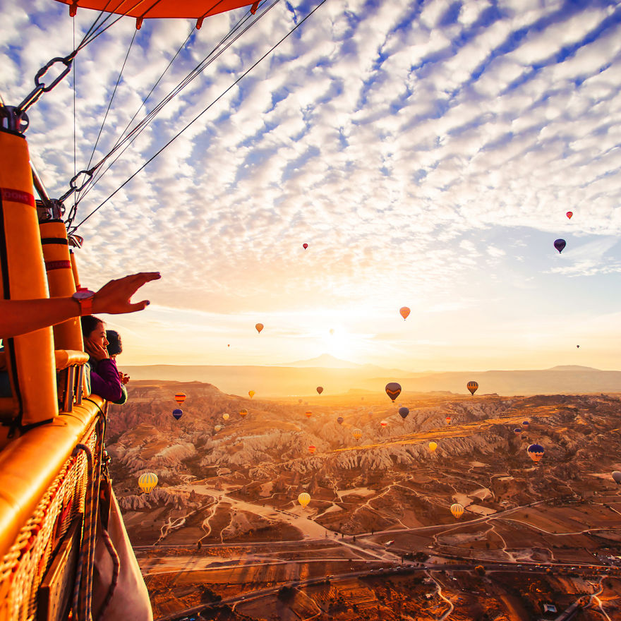 10 Incredible Photos Of Cappadocia Turkey 15 When Reality Looks Better Than Photoshop: 10+ Incredible Photos Of Cappadocia, Turkey