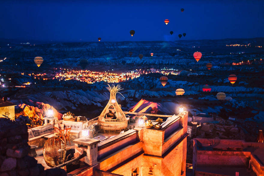 10 Incredible Photos Of Cappadocia Turkey 3 When Reality Looks Better Than Photoshop: 10+ Incredible Photos Of Cappadocia, Turkey