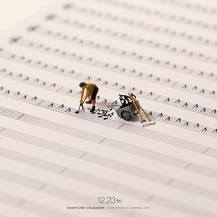 17 Creative Miniature Creations By Japanese Artist Tatsuya Tanaka 20+ Creative Miniature Creations By Japanese Artist Tatsuya Tanaka
