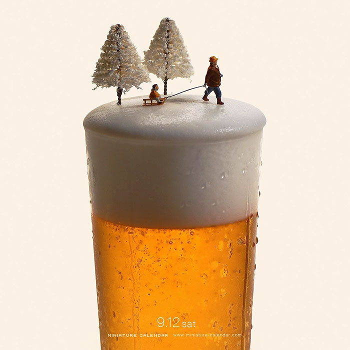 Amazing Miniature Photography By Tatsuya Tanaka 20+ Creative Miniature Creations By Japanese Artist Tatsuya Tanaka