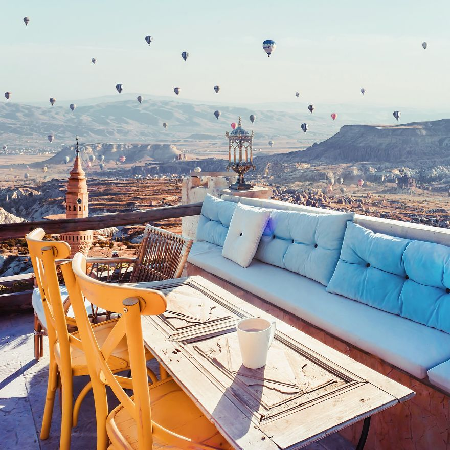 Beautiful Ballons Photos in Cappadocia Turkey When Reality Looks Better Than Photoshop: 10+ Incredible Photos Of Cappadocia, Turkey