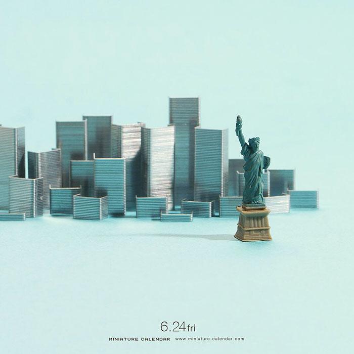 Beautiful Miniature Photography By Tatsuya Tanaka 20+ Creative Miniature Creations By Japanese Artist Tatsuya Tanaka