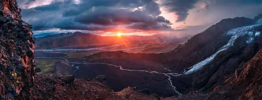 Beautiful Nature Landscape Photography on Iceland 20 Incredible Photographs That You Won't Believe Are From This Planet