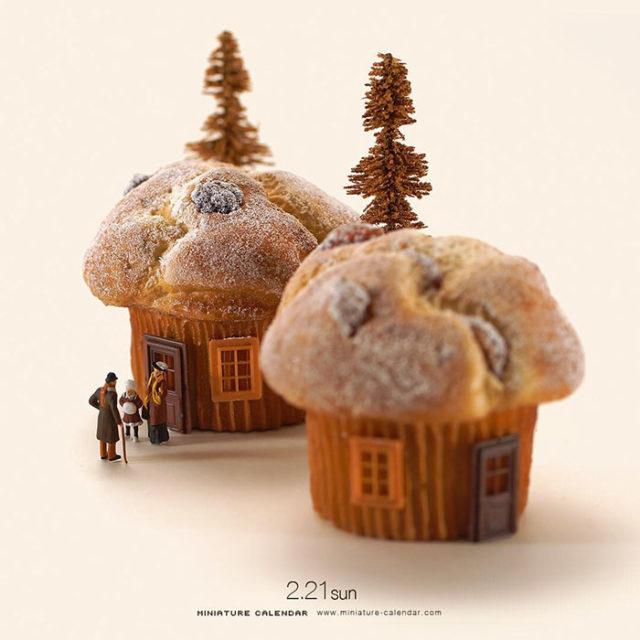 17+ Creative Miniature Creations By Japanese Artist Tatsuya Tanaka