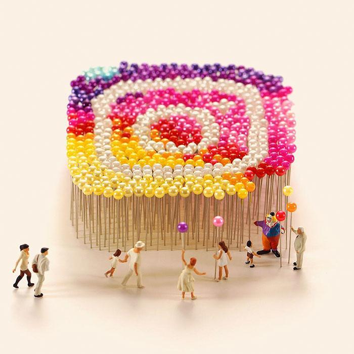 Beauty Miniature Photography By Tatsuya Tanaka 20+ Creative Miniature Creations By Japanese Artist Tatsuya Tanaka