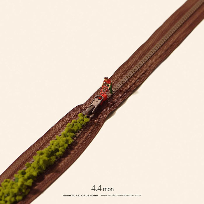 Best Miniature Photography Examples 12 20+ Creative Miniature Creations By Japanese Artist Tatsuya Tanaka