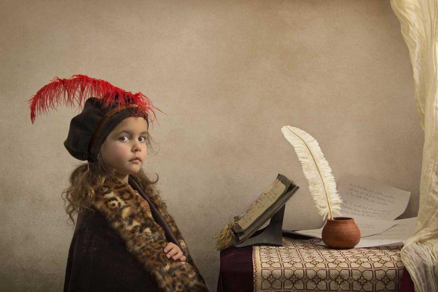 Brilliant Fine Art and Cinematic Children Portraiture Stunning Fine Art and Cinematic Children Portraiture by Bill Gekas
