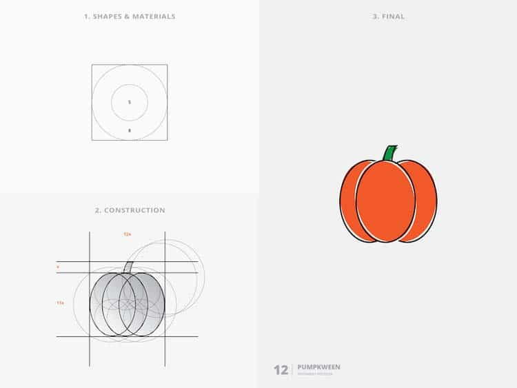 Brilliant Logo Design With Golden Ratio 1 Creative Logo Design With Golden Ratio by Kazi Mohammed Erfan