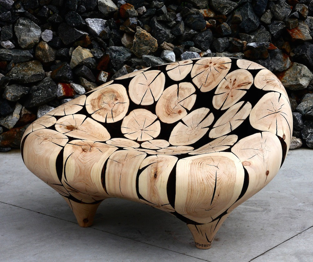 Creative Functional Wood Sculptures by Jaehyo Lee Creative Artwork : Functional Wood Sculptures by Jaehyo Lee