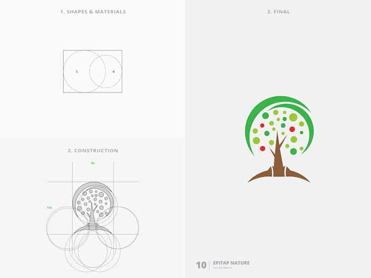 Creative Logo Design With Golden Ratio 3 Creative Logo Design With Golden Ratio by Kazi Mohammed Erfan