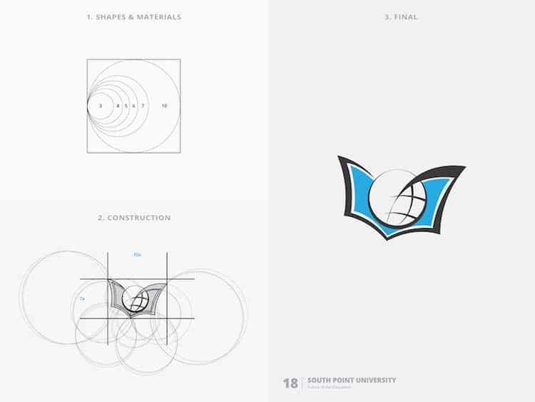 Creative Logo Design With Golden Ratio 77 Creative Logo Design With Golden Ratio by Kazi Mohammed Erfan