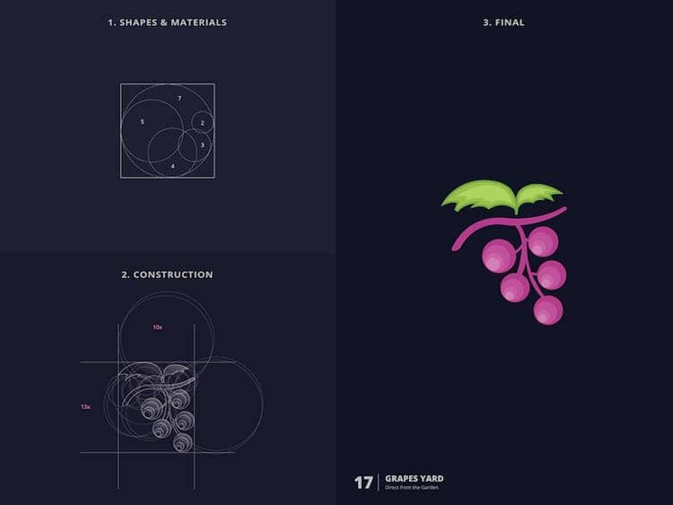 Creative Logo Design With Golden Ratio 8 Creative Logo Design With Golden Ratio by Kazi Mohammed Erfan