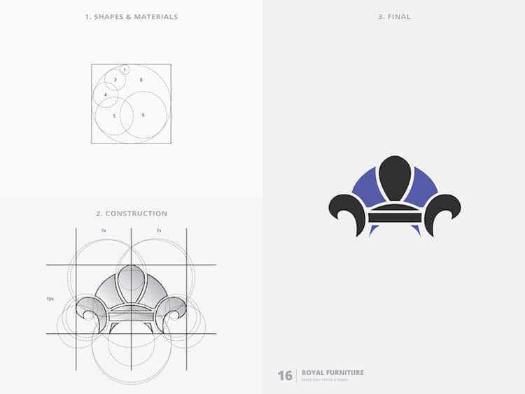 Creative Logo Design With Golden Ratio 99 Creative Logo Design With Golden Ratio by Kazi Mohammed Erfan