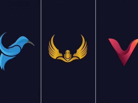 Creative Logo Design With Golden Ratio by Kazi Mohammed Erfan
