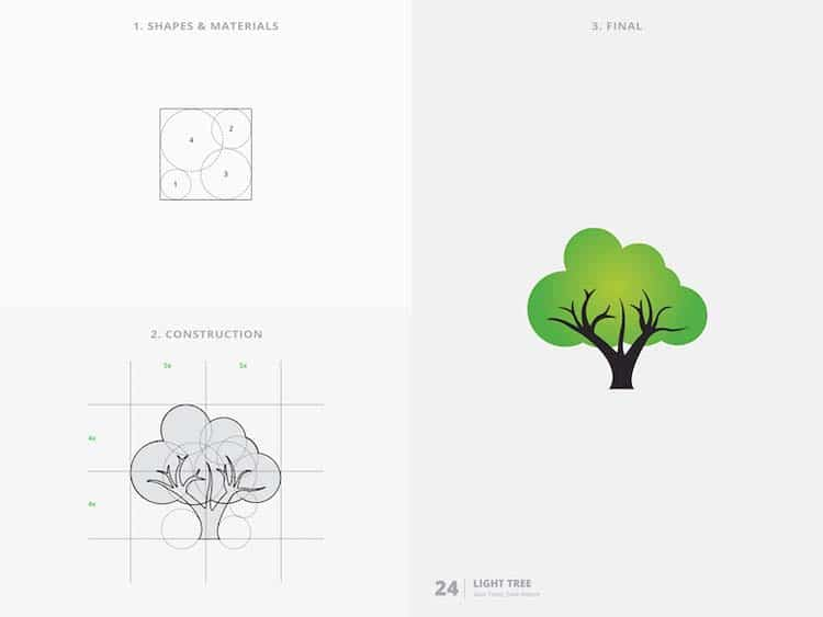 Creative Logo Design With Golden Ratio Creative Logo Design With Golden Ratio by Kazi Mohammed Erfan