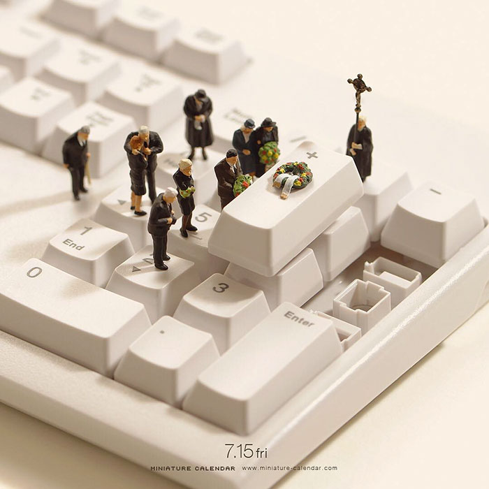 Creative Miniature Creations By Japanese Artist Tatsuya Tanaka 20+ Creative Miniature Creations By Japanese Artist Tatsuya Tanaka
