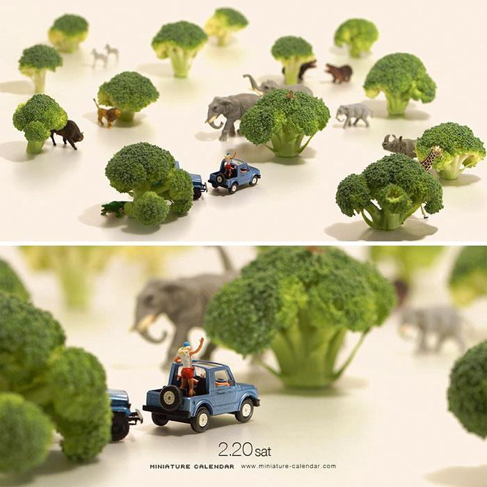 Creative Miniature Ideas By Tatsuya Tanaka 20+ Creative Miniature Creations By Japanese Artist Tatsuya Tanaka
