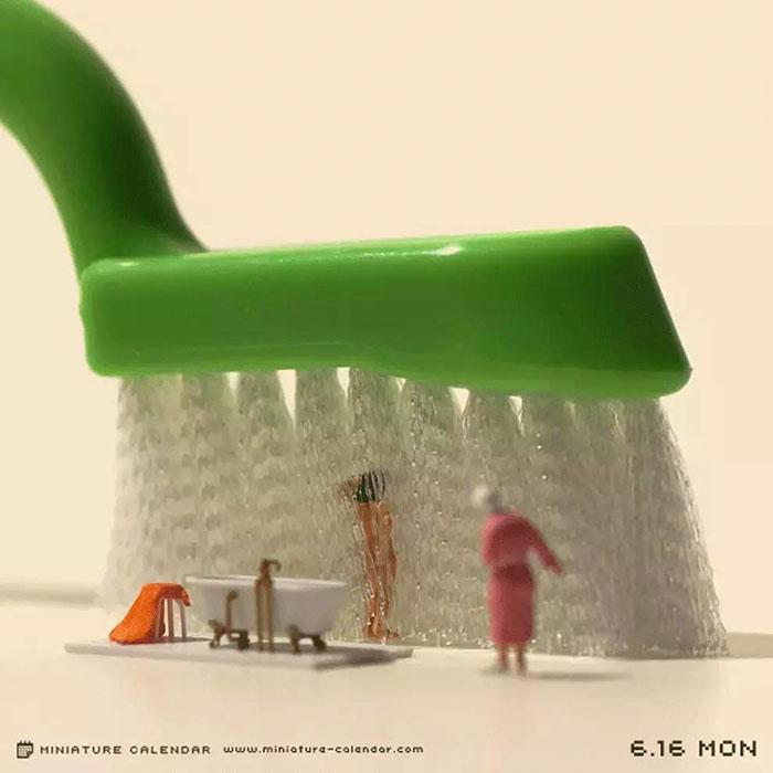 Creative Miniature Photography By Japanese Tatsuya Tanaka 20+ Creative Miniature Creations By Japanese Artist Tatsuya Tanaka