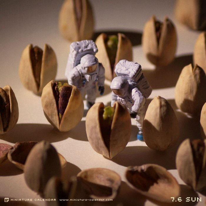 Creative Miniature Photography By Tatsuya Tanaka 20+ Creative Miniature Creations By Japanese Artist Tatsuya Tanaka