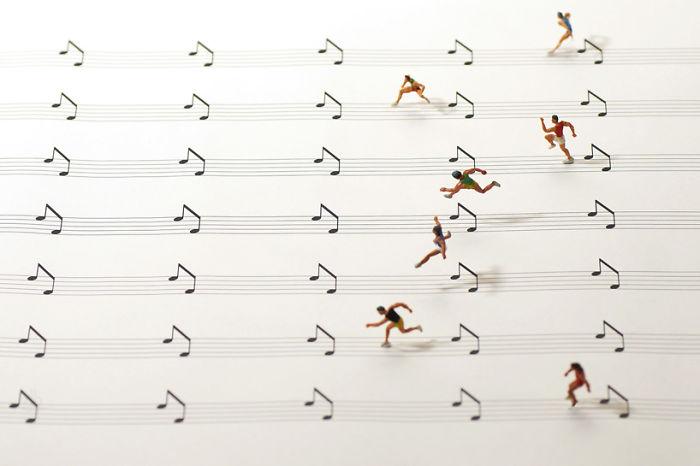 Creative Miniature Photography Ideas By Tatsuya Tanaka 20+ Creative Miniature Creations By Japanese Artist Tatsuya Tanaka