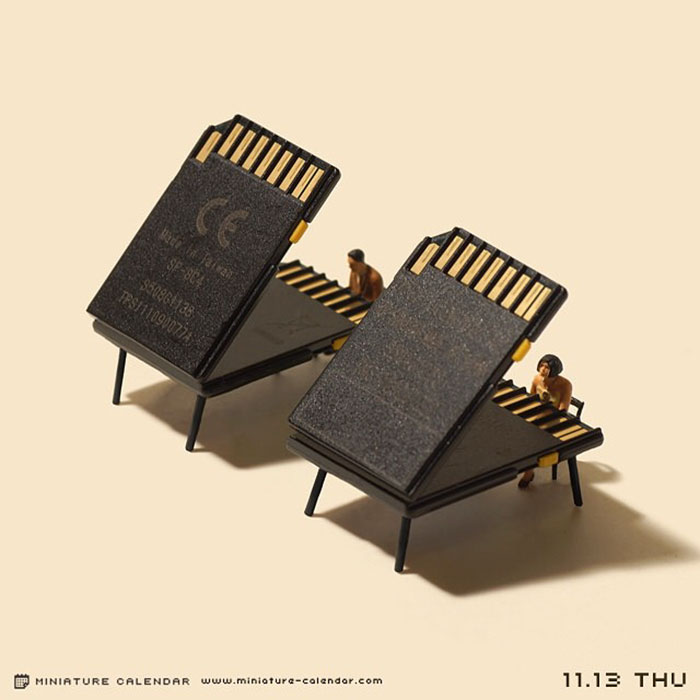 Creative Miniature Photography Ideas 20+ Creative Miniature Creations By Japanese Artist Tatsuya Tanaka