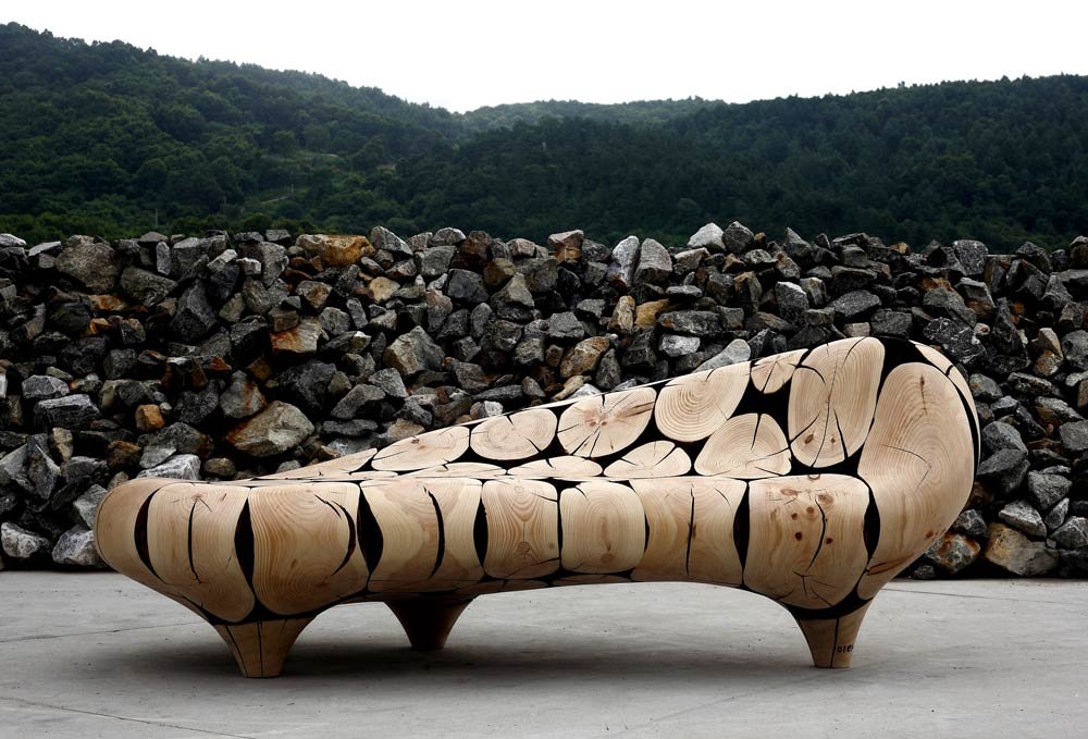 Creative Wood Sculptures by Jaehyo Lee 99 Creative Artwork : Functional Wood Sculptures by Jaehyo Lee