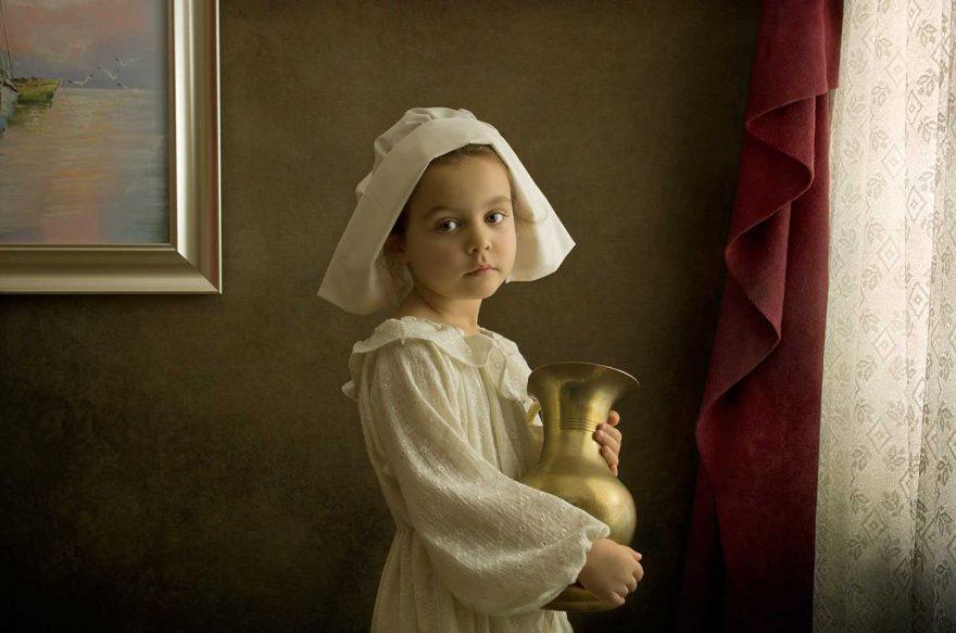 Cute Fine Art and Cinematic Children Portraiture Stunning Fine Art and Cinematic Children Portraiture by Bill Gekas