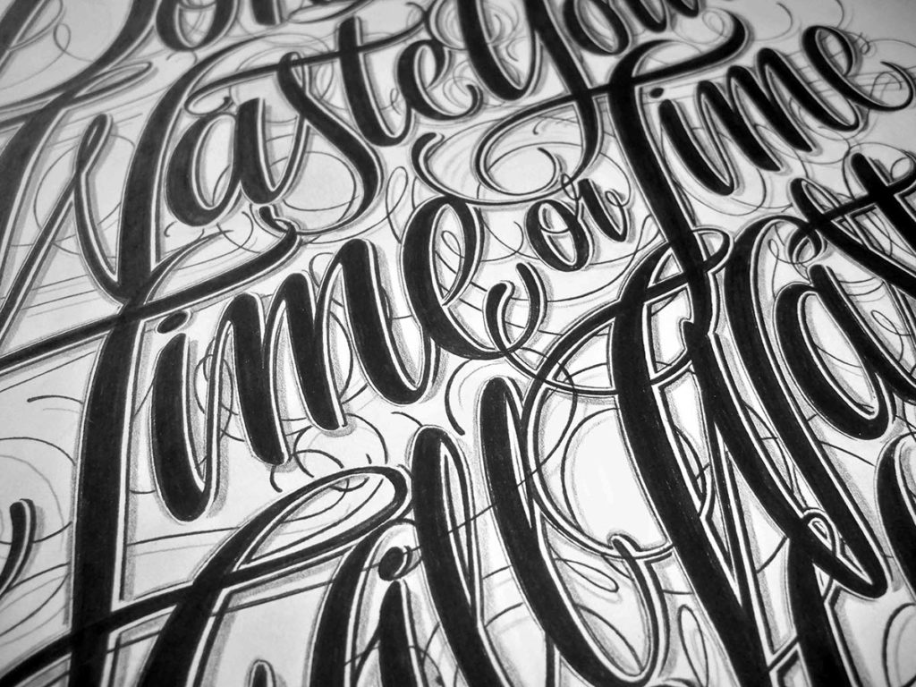 Detailed Hand Lettering by Mateusz Witczak 1024x768 Wonderful Hand Lettering by Mateusz Witczak