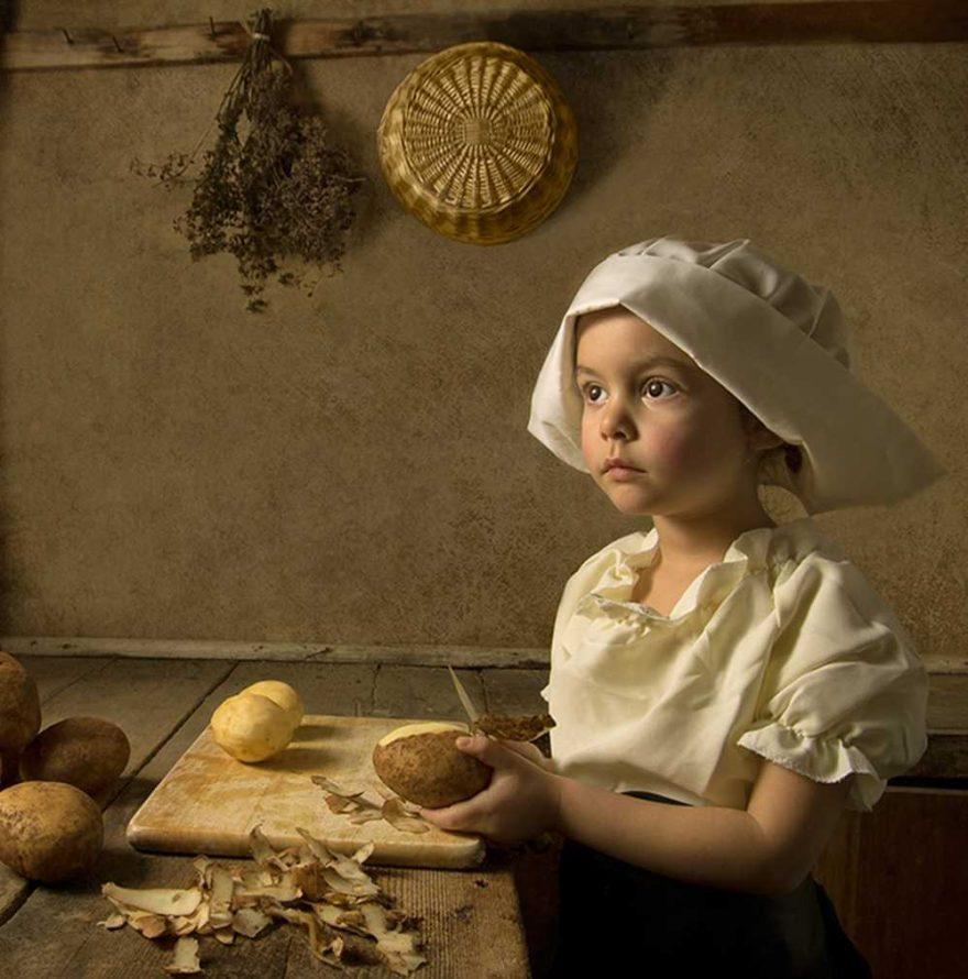 Fine Art and Cinematic Children Portraiture Stunning Fine Art and Cinematic Children Portraiture by Bill Gekas