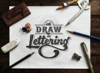 Hand Lettering Inspiration by Colin Tierney