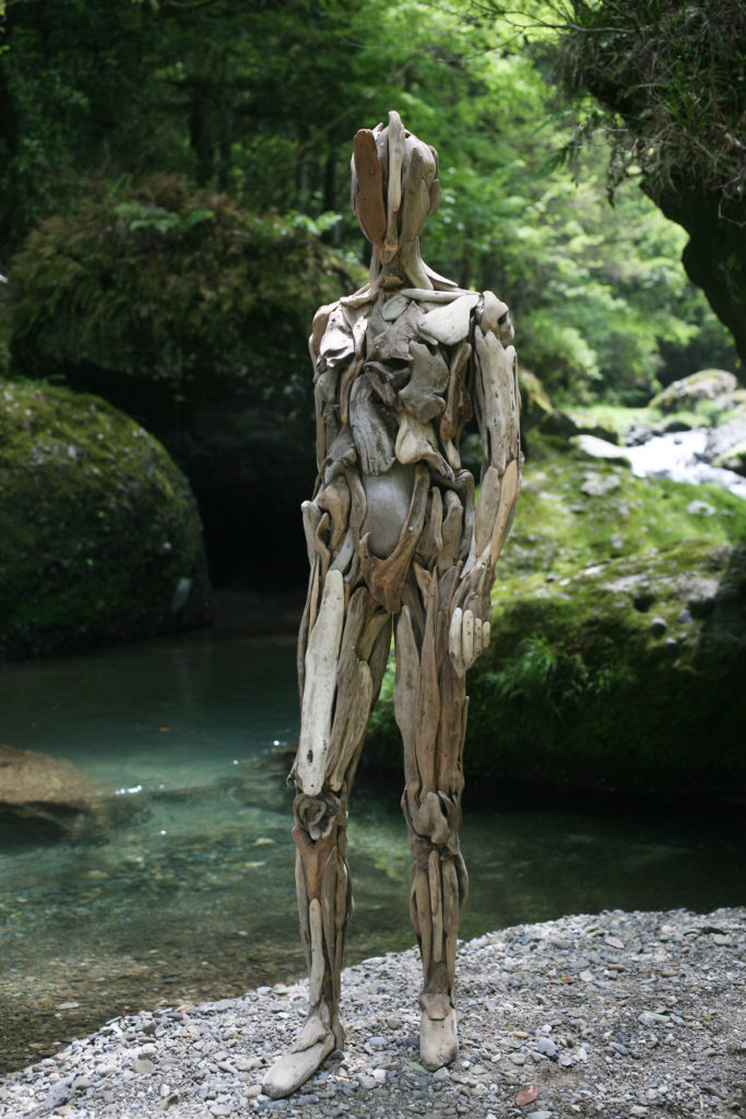 Haunting Driftwood Sculptures By Japanese Artist Nagato Iwasaki 77 683x1024 Haunting Driftwood Sculptures By Japanese Artist Nagato Iwasaki