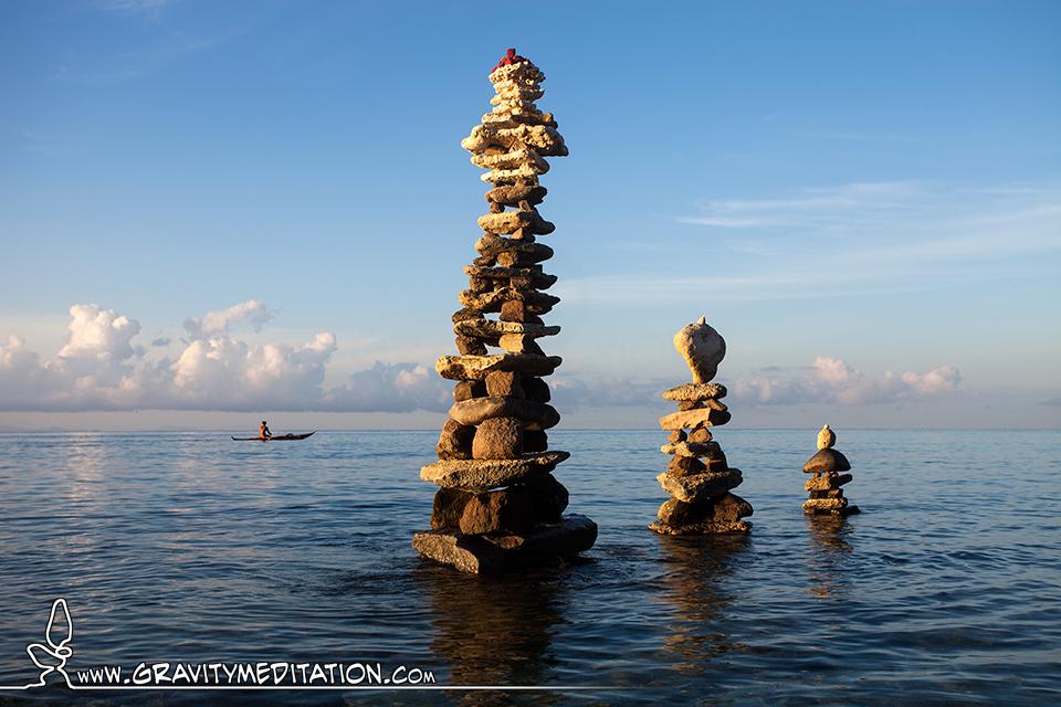Incredible Rock Balancing by Pascal Fiechter The Art of Rock Balancing by Pascal Fiechter (Gravity Meditation)