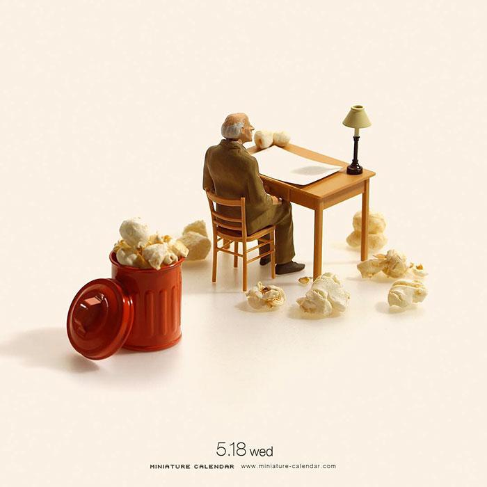 Mind blowing Miniature Photography By Tatsuya Tanaka 20+ Creative Miniature Creations By Japanese Artist Tatsuya Tanaka