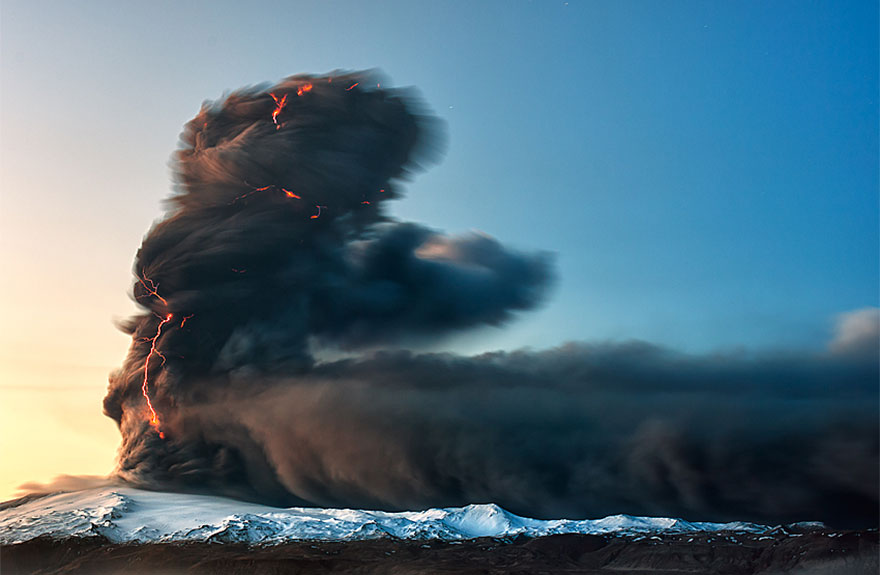 Mind blowing Nature Photography on Iceland 20 Incredible Photographs That You Won't Believe Are From This Planet