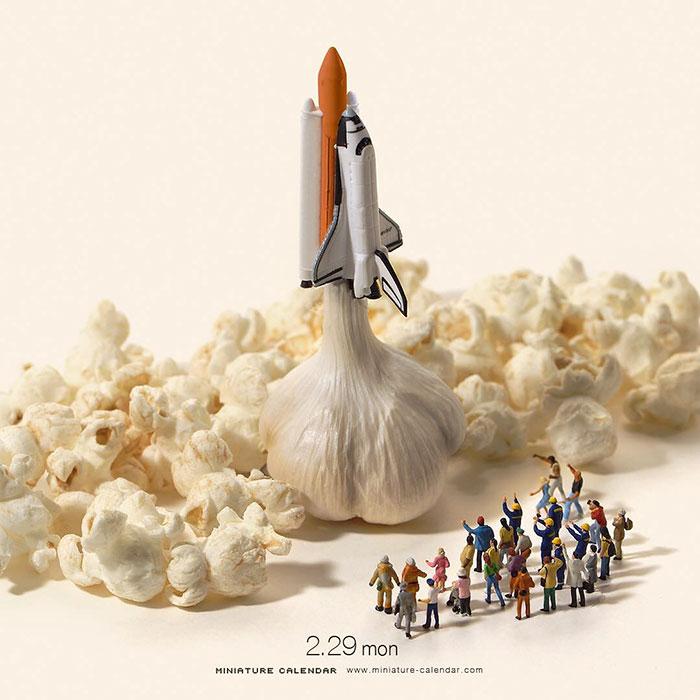 Miniature Photography By Japanese Tatsuya Tanaka 20+ Creative Miniature Creations By Japanese Artist Tatsuya Tanaka
