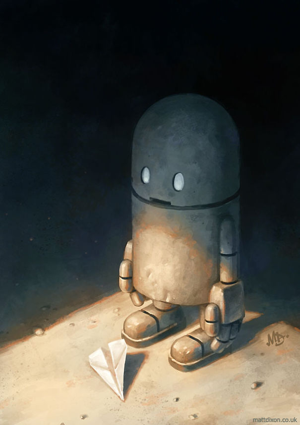 My Lonely Robots Experiencing The Quiet Wonder Of The World 10 My Lonely Robots Experiencing The Quiet Wonder Of The World