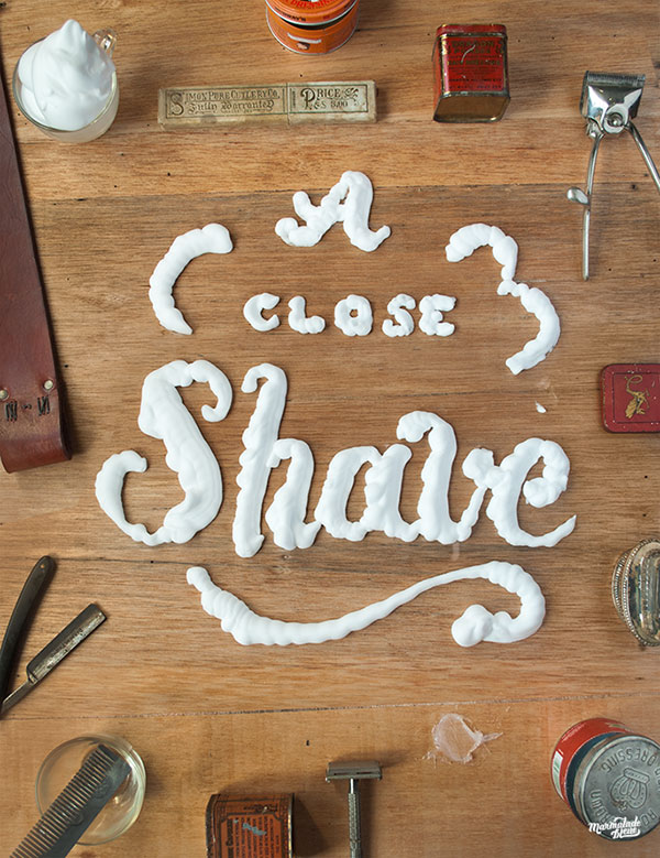 Stunning Food Typography Ideas Mind Blowing Examples of Food Typography by Marmalade Bleue