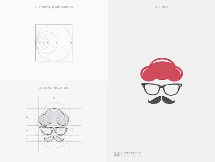 Stunning Logo Design With Golden Ratio Creative Logo Design With Golden Ratio by Kazi Mohammed Erfan