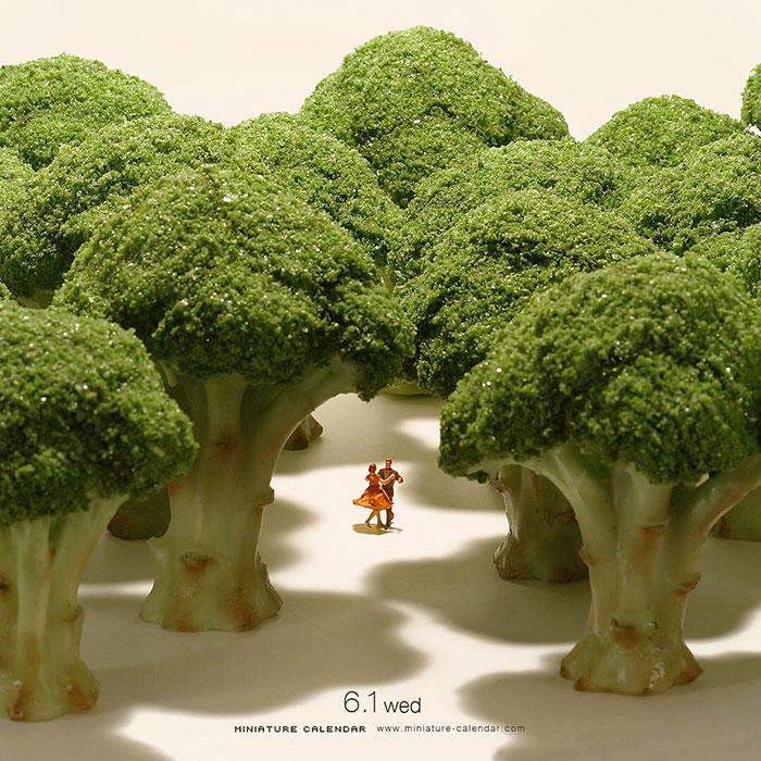 Stunning Miniature Photography By Tatsuya Tanaka 20+ Creative Miniature Creations By Japanese Artist Tatsuya Tanaka