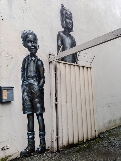 Top 10 Creative Street Art Examples 4 Top 10 Creative Street Art in Stavanger (Norway)