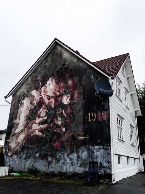 Top 10 Creative Street Art Examples 9 Top 10 Creative Street Art in Stavanger (Norway)