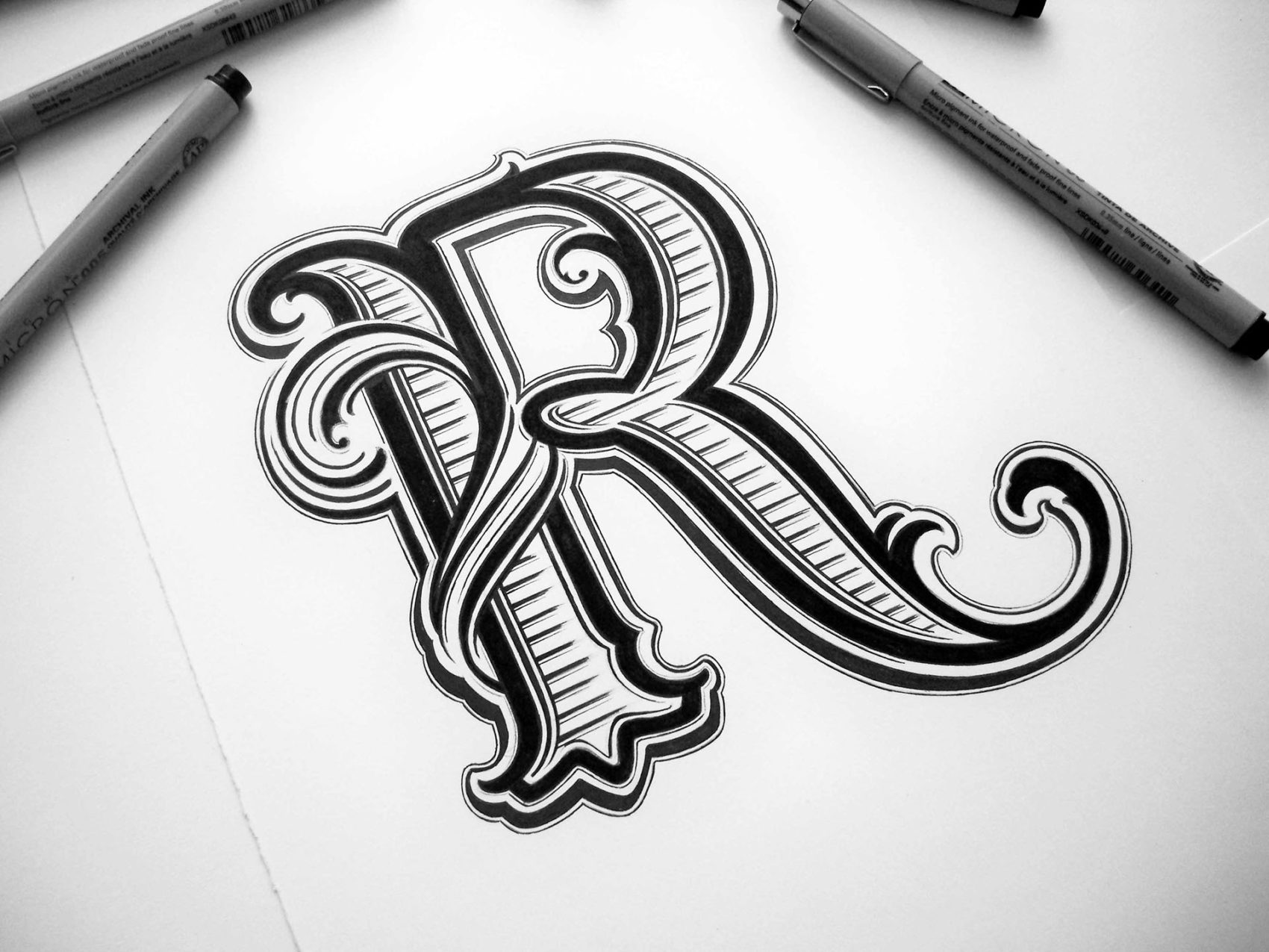 Wonderful Hand Lettering by Mateusz Witczak