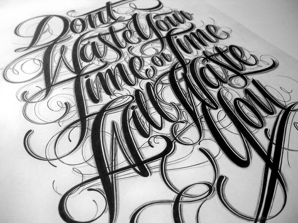 Wonderful Hand Lettering by Mateusz Witczak 7 1024x768 Wonderful Hand Lettering by Mateusz Witczak