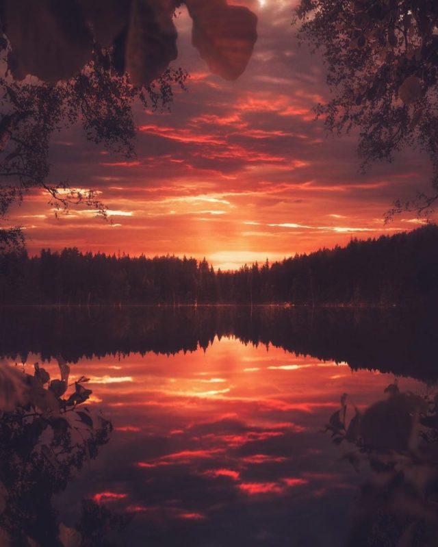 Mind Blowing Nature Landscape Photography by Juuso Hämäläinen