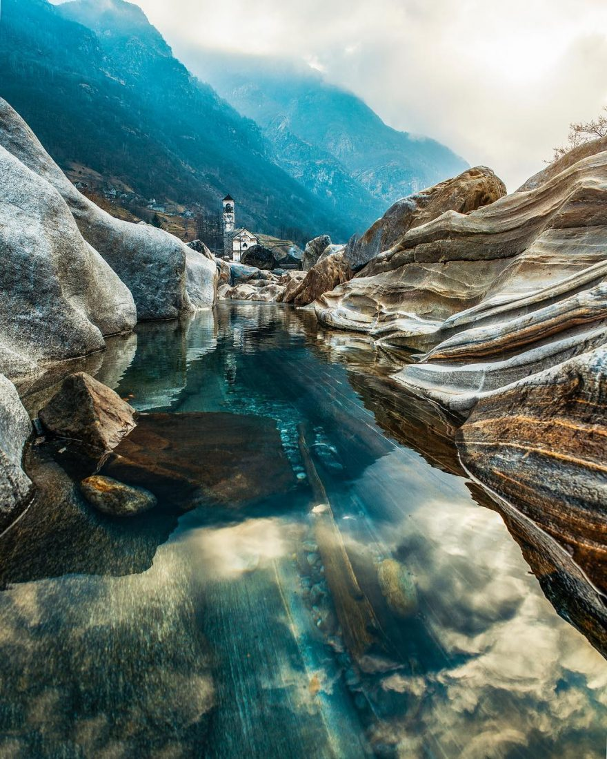 Magnificent Shots of Breathtaking Travel Landscapes by Reuben Nutt