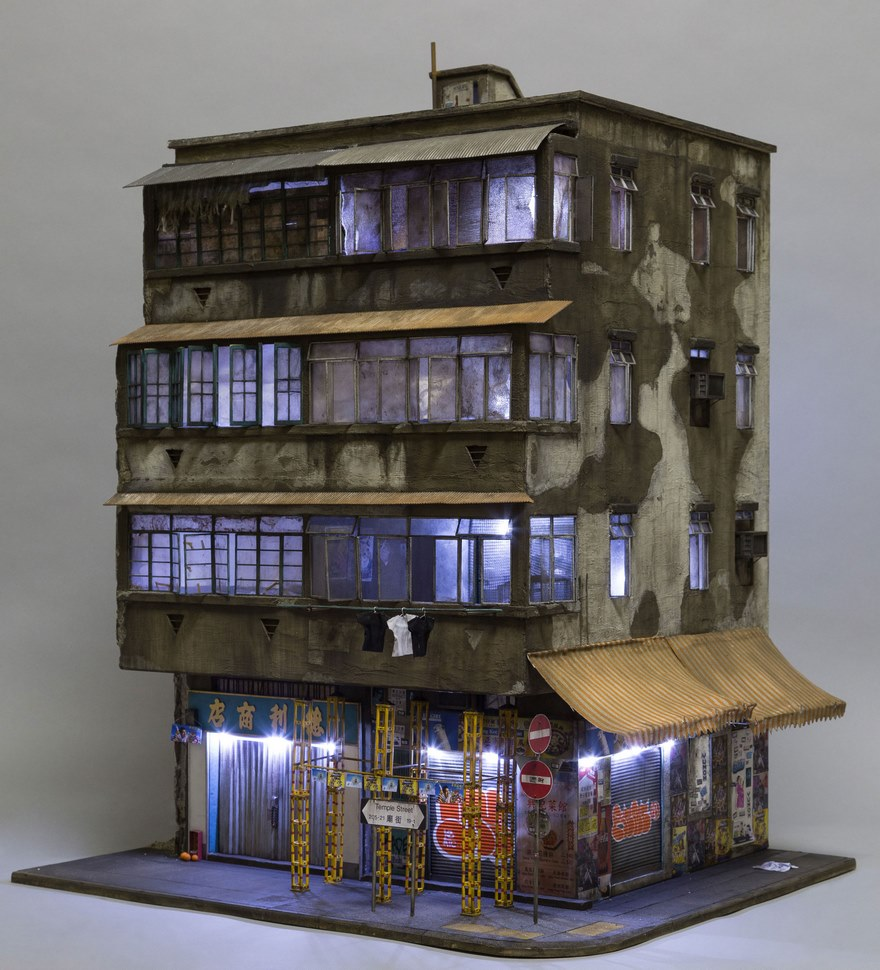 Miniature Urban Architecture Joshua Smith 2 Urban Miniature Cities So Detailed You'll Need A Magnifying Glass